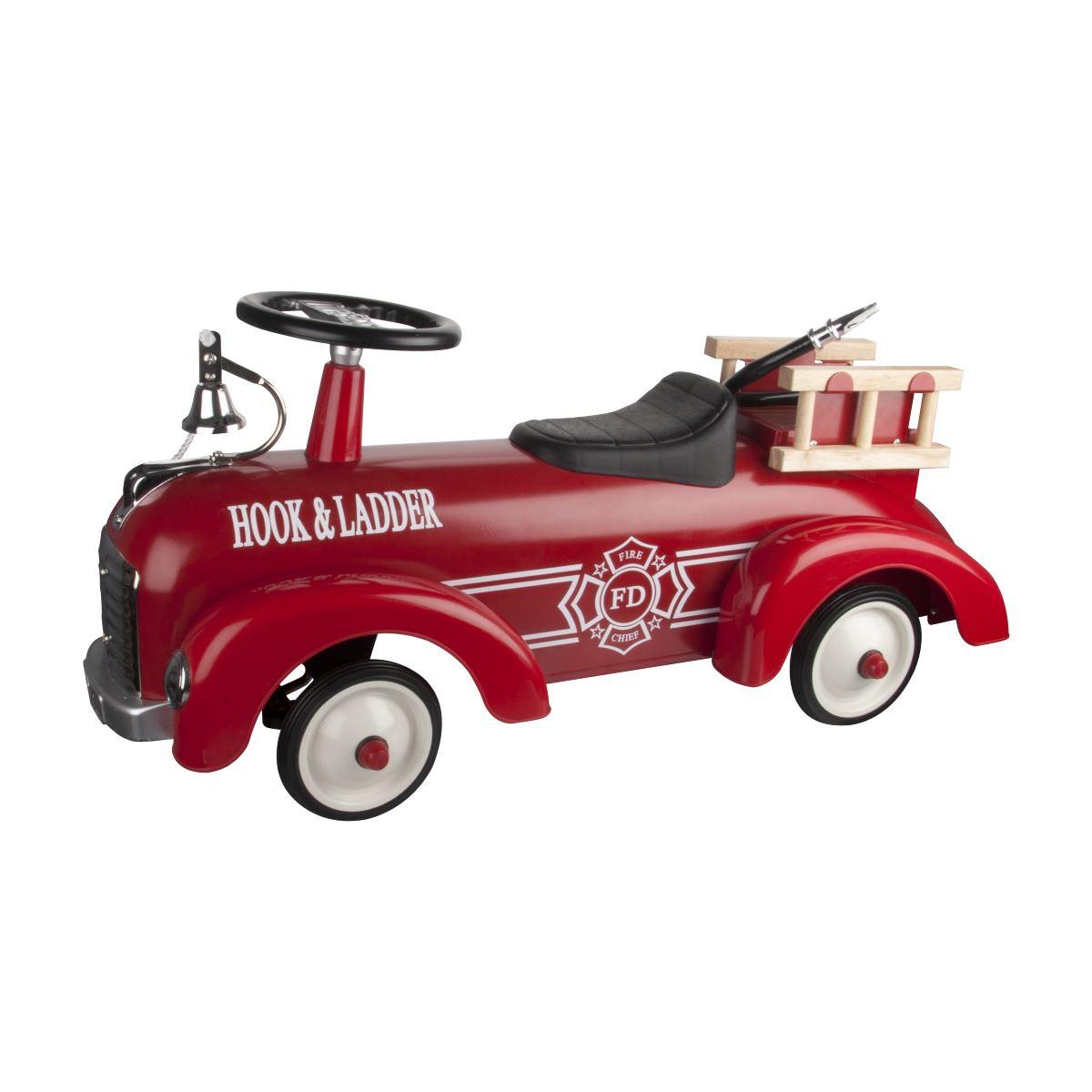 Fire engine bedroom accessories uk